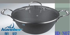 Non Stick Iron Frying Pan Non-stick Cast Iron Pan