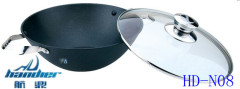 Non Stick Iron Frying Pan Senior Non-stick Cast Iron Pan