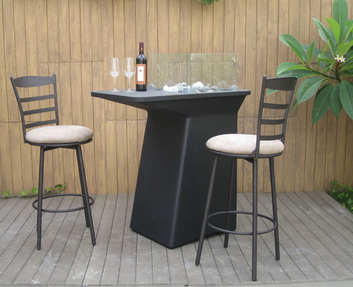 Gas Fire Pit Bar Table(Art 6160)