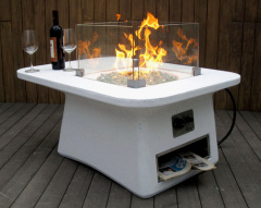 Gas Fire Pit Table(Art-6159)