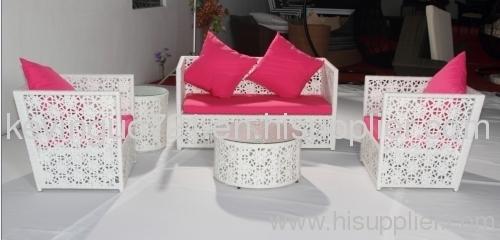 New Outdoor Patio Rattan Garden Furniture