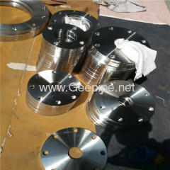 china carbon steel forged plate flange