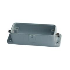 H10A bulkhead mounting Heavy Duty Connector Housing