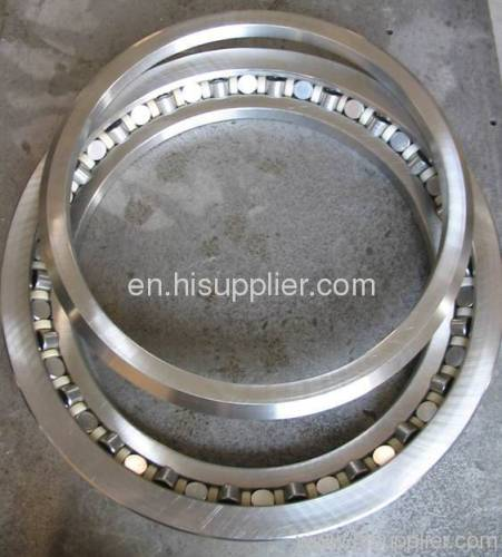 three row cylindrical roller slewing bearing