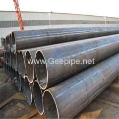 china carbon steel seamless long submerged arc welded pipe