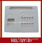 flocked blister tray for cosmetic