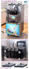 High Quality soft Ice Cream Maker