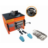 RB-25 Rebar Bender Range 0-180 Portable Rebar Bender and hand-held Rebar Bending Machine