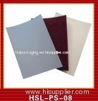 silk screen and patten flock sheet roll
