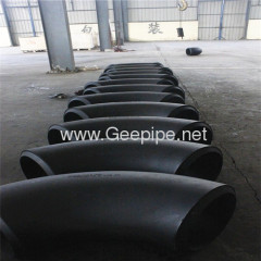 china low price alloy steel long radius elbow