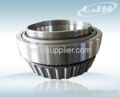 Paired face to face taper roller bearing
