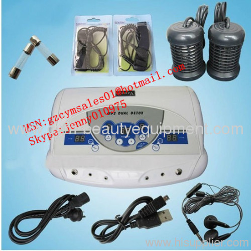 Portable Ion Detox Foot Massager From China Manufacturer