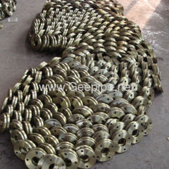 china forged alloy steel plate flange