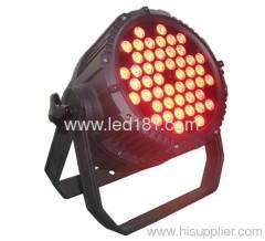 rgb led par 64 light