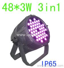 3w Led par light