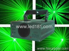 Mini green Laser Stage Light