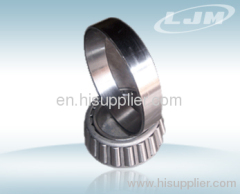 Inch sized single row taper roller bearing