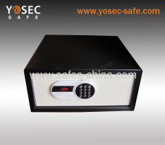 Five star Hotel room laptop safe with digital safe lock