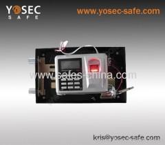 Cerradura de huella digital biométrico con código digital