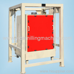 Single-section plansifter for products grading in a wide variety of industries sieving and testing quality of flour