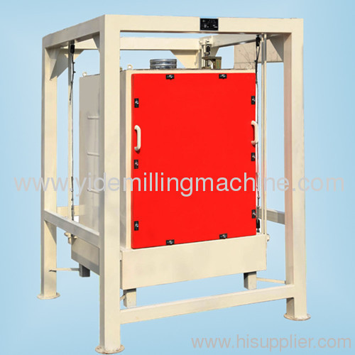 Single-section plansifter grading in varieties of industries quality test sieve in the flour products