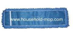 Microfiber wet floor mop refill floor flat mop head