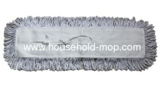 with fringe microfiber mop head