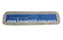 Commercial microfiber twist mop pad in double color