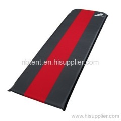 Self Inflating Inflated Mat