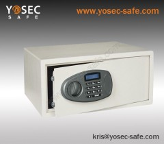 Electronic Digital laptop safe with LCD display