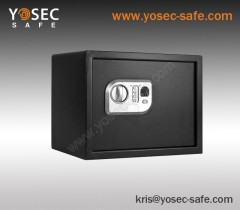 Small size fingerprint safe-Small biometric home safe