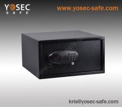steel hotel safes laptop