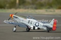 RC model ARF plane