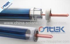 Heat pipe vacuum tubes/evacuated tubes