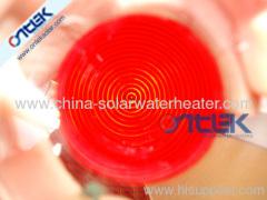 58x1800mm three target vacuum tubes/evacuated tubes