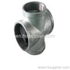 High Quality Carbon Steel Pipe Cross
