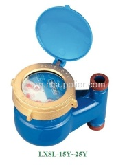 Multi-jet Vertical water meter