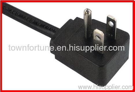 UL CUL 3prong plug 5-15p with cords