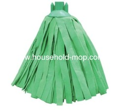 low price for oe recycled cotton/polyester mop yarn