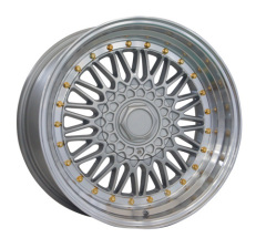 BBS replica alloy wheels