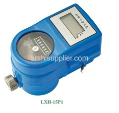 Smart water meter,digital water meter ,IC card,prepaid water meter