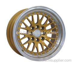 Tuner aftermarket alloy wheel