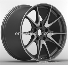 OEM Porsche replica alloy wheel