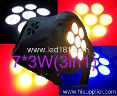 Led Par 64 rgb light