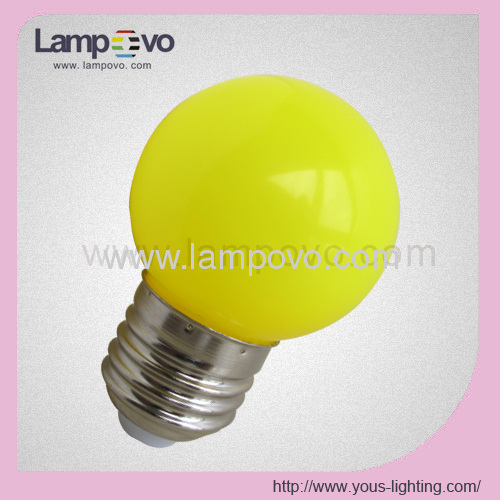 LED BULB E27 CHRISTMAS LAMP COLOR LIGHT DECORATION