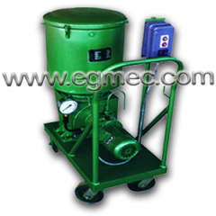 High Pressure Single/Double Grease Lubrication Pump