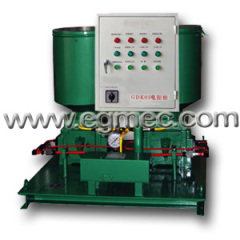Dual Electric Lubrication Pump