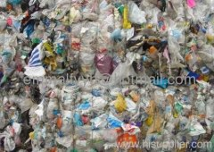 scrap plastics recycling machines