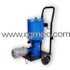 0.25Kw Motor Power 100bar/1450psi Pressure Portable Lubrication Grease Injection Pump