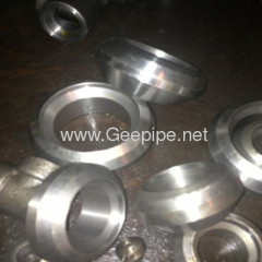 china carbon steel forged threaded weldolet